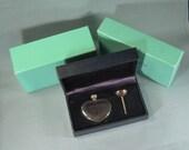 MINI TIFFANY Co Heart Perfume Bottle Funnel Velvet Boxed Set-Vintage Sterling Silver 925-Scent Oil Vial Flask Ash Urn Snuff Poison Potion