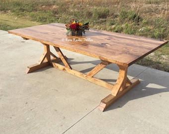 Rustic Table Legs Etsy