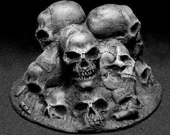 Skull Art - Skullpile
