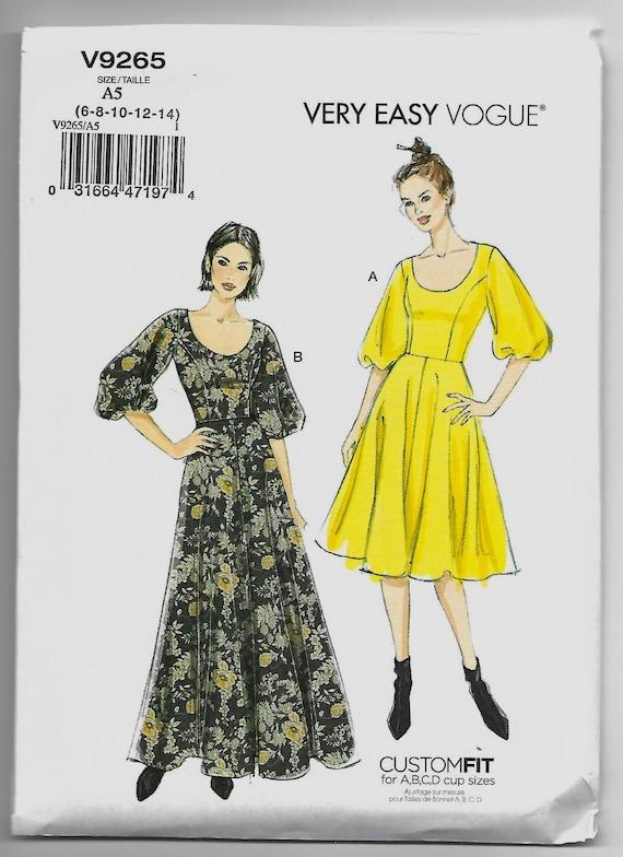 Free UK P/&P Butterick Ladies Sewing Pattern 6497 Jacket /& Coats wit...