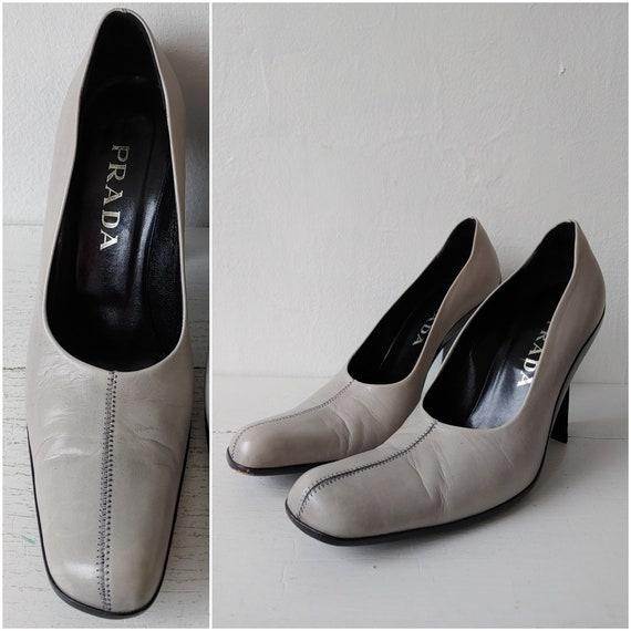 1970s Prada shoes - vintage 1970s Prada - Vero Cuo