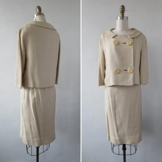 1960s two piece suit | vintage suit | vintage two