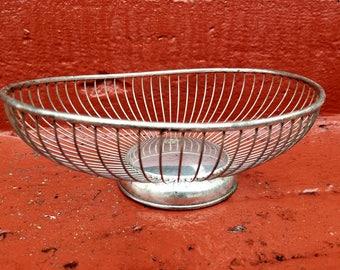 Vintage Silver Plated Egg Bowl