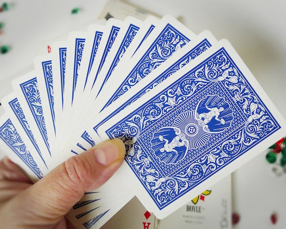 hoyle playing cards history