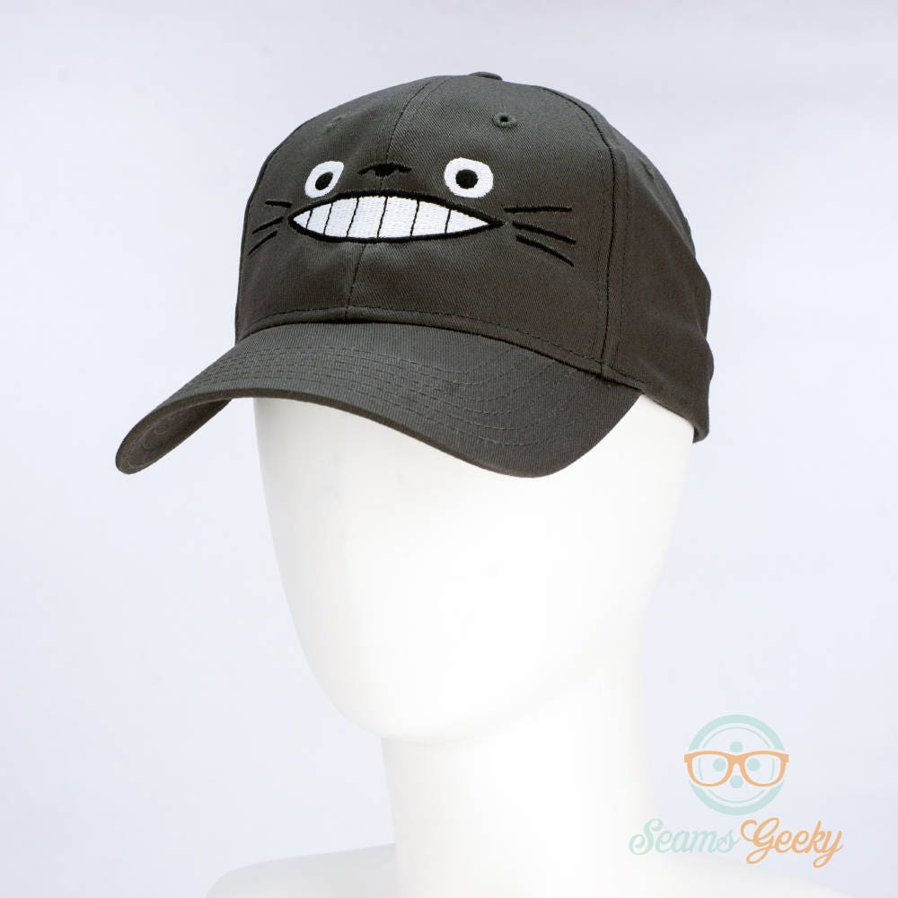My Neighbor Totoro Hat Geeky Embroidered Anime Baseball Cap