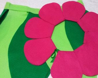 Flower Costume Etsy