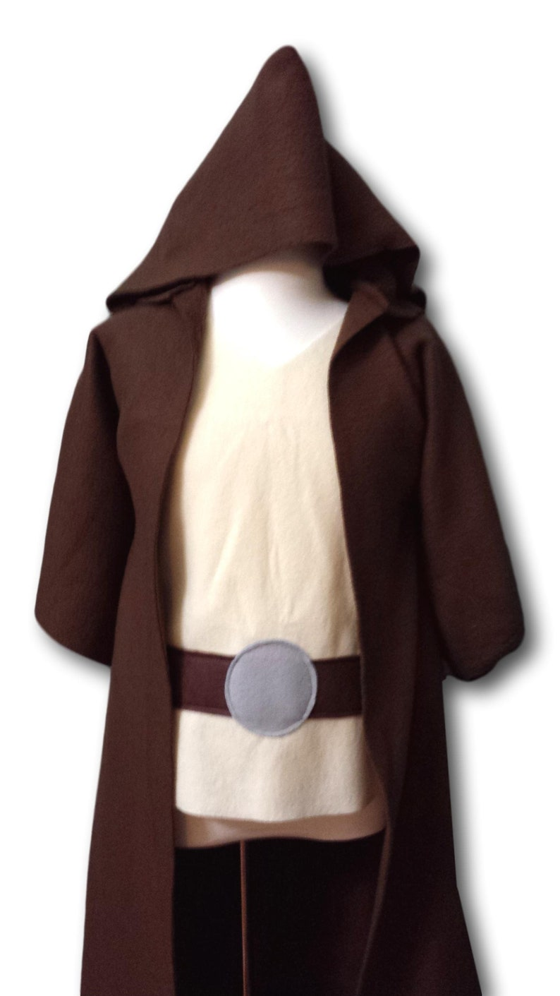 Baby / Toddler Star Wars Jedi Robe Luke Costume Set  Baby / image 0