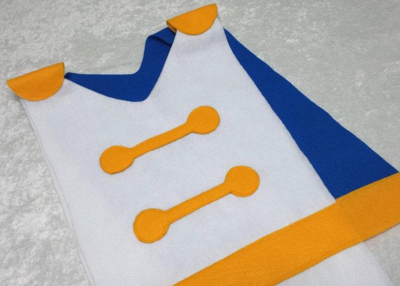 Sleeping Beauty//Aurora Baby//Toddler//Kids//Teen//Adult Sizes Kids Prince Phillip Costume Tunic