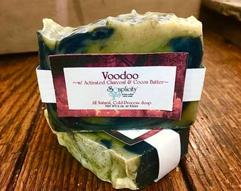 Voodoo Soap Bar