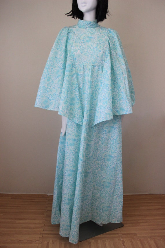 Vintage dress, 1960s, hippie, authentic, angel win