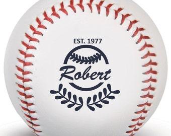 HeirloomCommemorativePersonalized Baseball or Softball