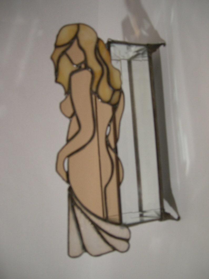Sexy Feminine Stained Glass Bracelet Box image 0