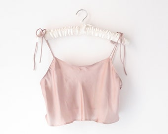 Marilyn Cropped Camisole