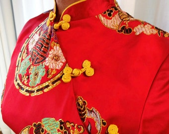 2d523e9671e Cheongsam dress