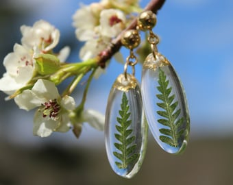 BloomSpoons© Handmade Pressed Flower Eco-Resin by BloomSpoons