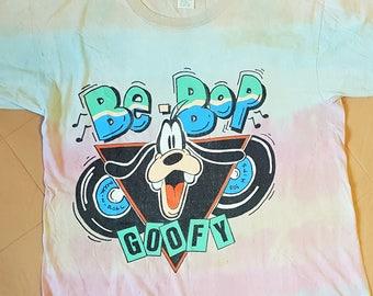 Vintage Disney tee-shirt featuring Goofy
