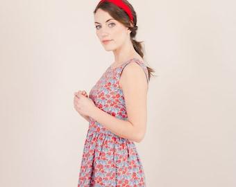 eb14b90cdaf7 Sleeveless midi dress