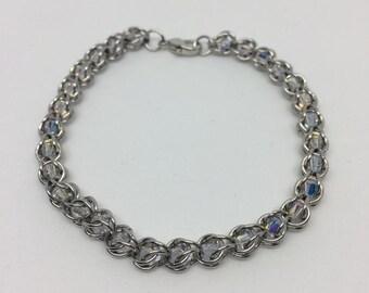 Swarovski Crystal Capture Bracelet
