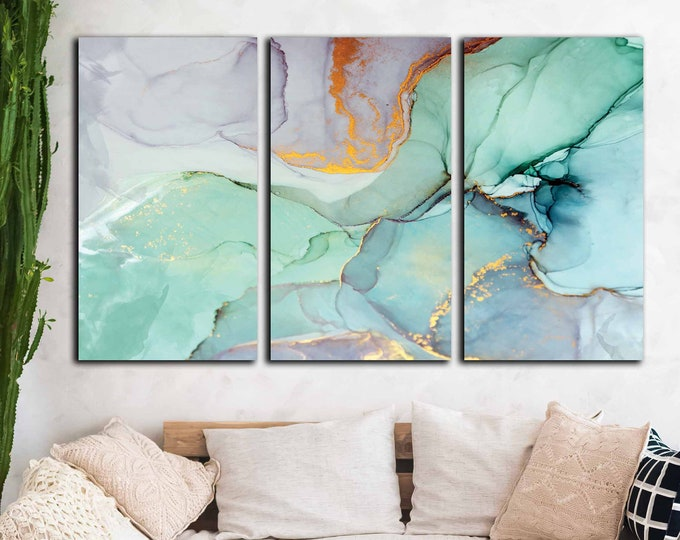 Abstract marble wall art canvas print, large marble art, marble canvas art, marble art large print, abstract art, abstract painting print