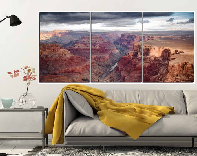 Grand Canyon Art,Grand Canyon Wall Art,Colorado River Wall Art,Grand Canyon Canvas Art,Grand Canyon Poster,Grand Canyon Print,Colorado River