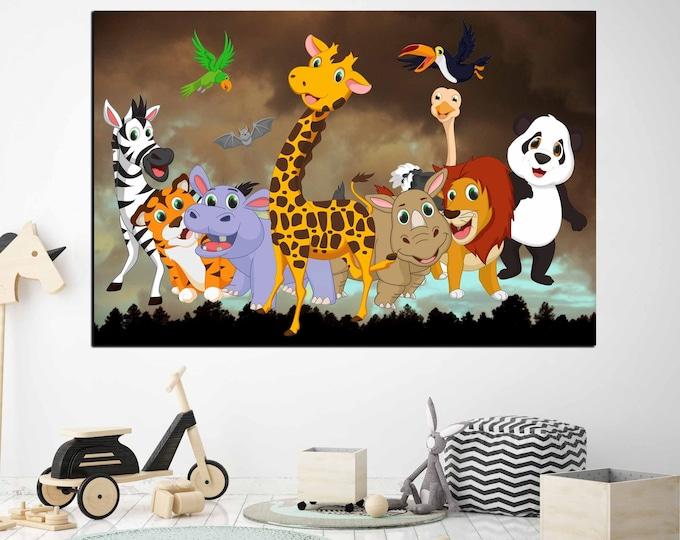 Good Kids Room Wall Art,Kids Room Decor,Kids Room Art,Personalized Kids Room
