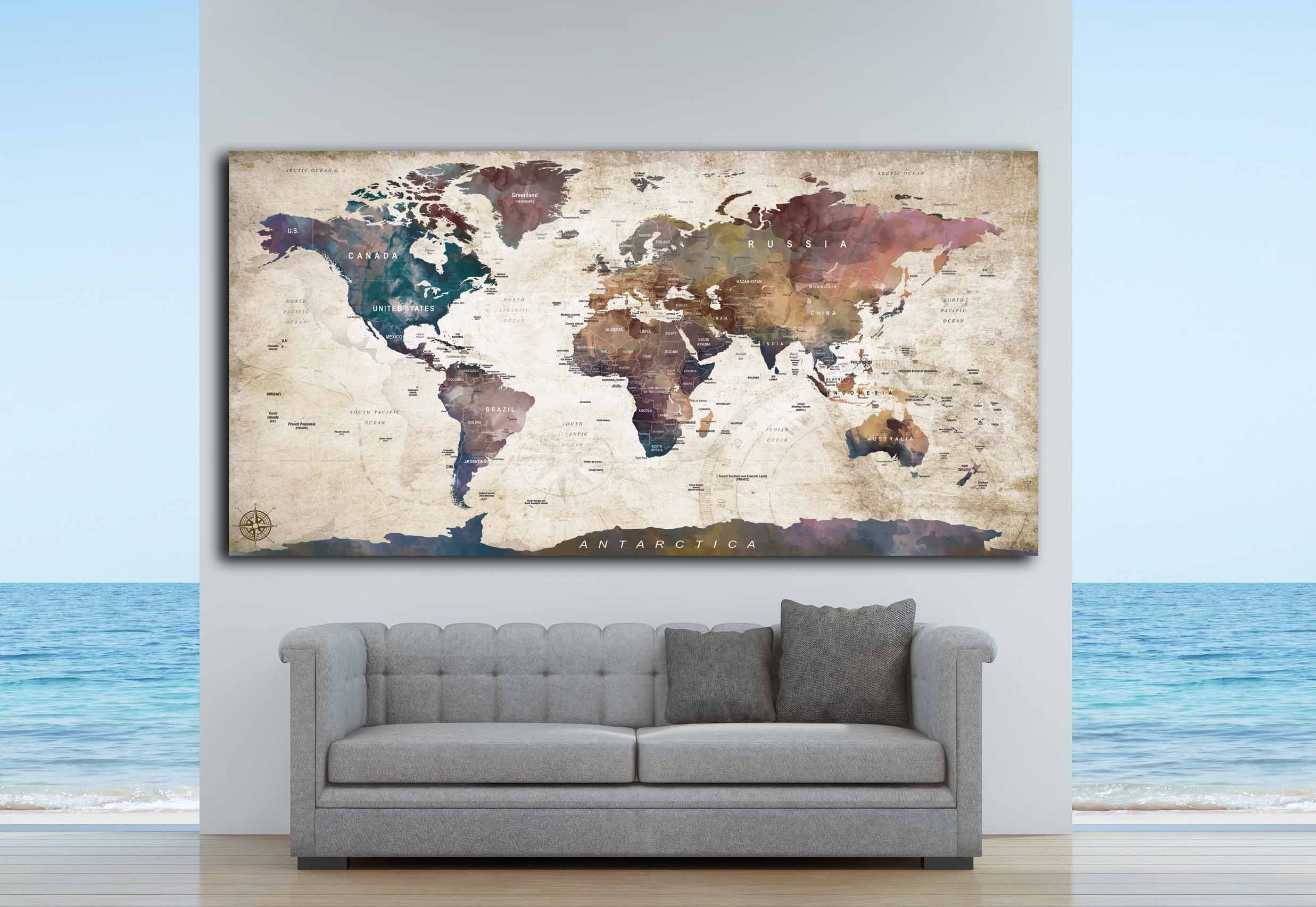 World map push pinworld map custompersonalized mapcustom map world map push pinworld map custompersonalized mapcustom mapanniversary giftspersonalized giftpush pin map customworld map canvasmap gumiabroncs Image collections