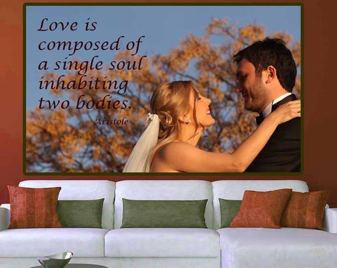 Wedding Gift,Wedding Photo Print,Custom Wedding Canvas Print,Custom Canvas Print,Wedding Present,Personalized Wedding Gift,Customized Canvas