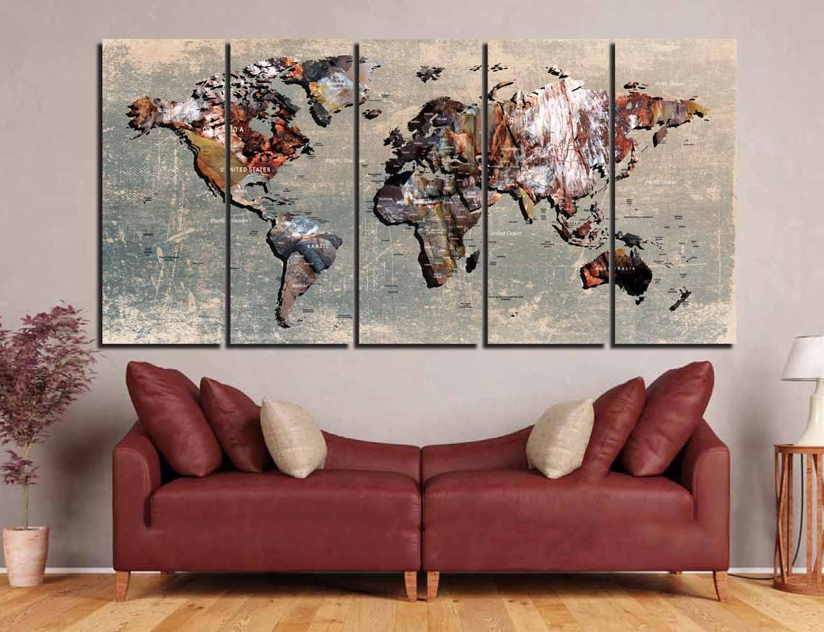 World mapworld map wall artworld map canvaspush pin world map world mapworld map wall artworld map canvaspush pin world mappush pin maptravel map canvaslarge push pin mapworld map texturemap art gumiabroncs Gallery