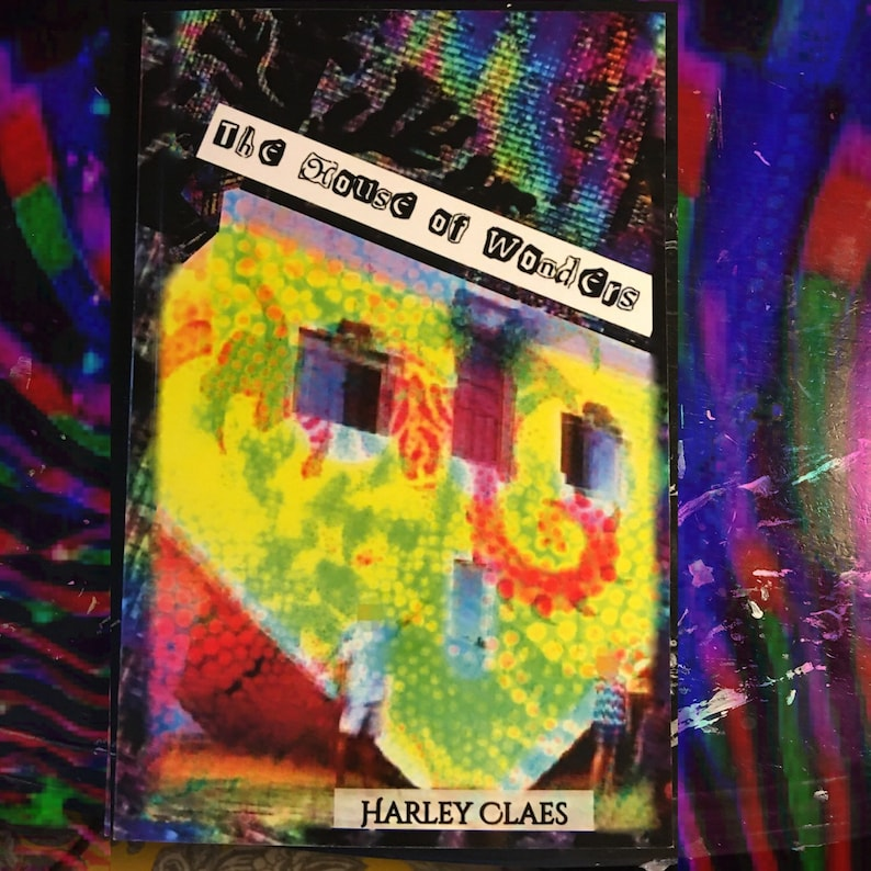 The House of Wonders book by Harley Claes image 0