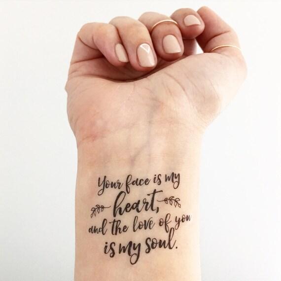 Tattoo Quotes For Unborn Baby: Tatuajes De Cita De Outlander