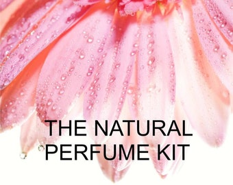 The Natural Perfume Kit