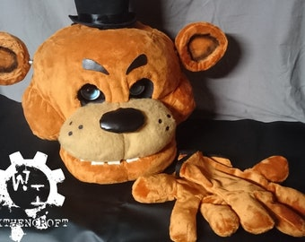 Springtrap FNAF Inspired Functional Full Head Mask with