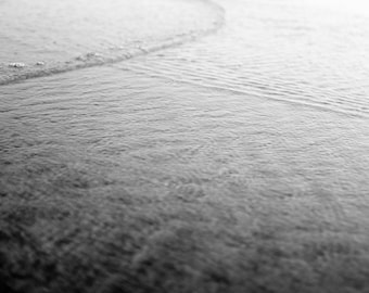 Ocean Waves #7 -  Photography - NJ -  Black and White