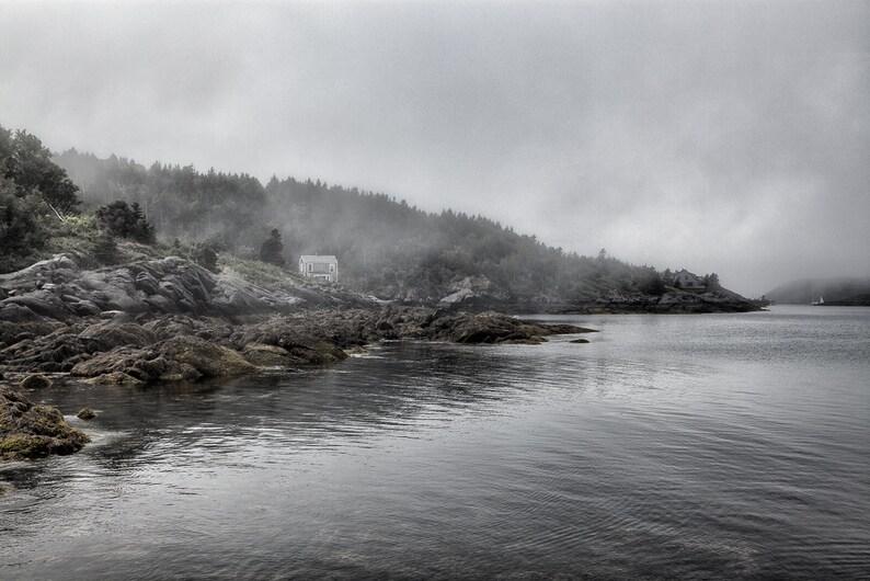 Landscape Photography  Deadman Cove Monhegan Island Maine  image 0