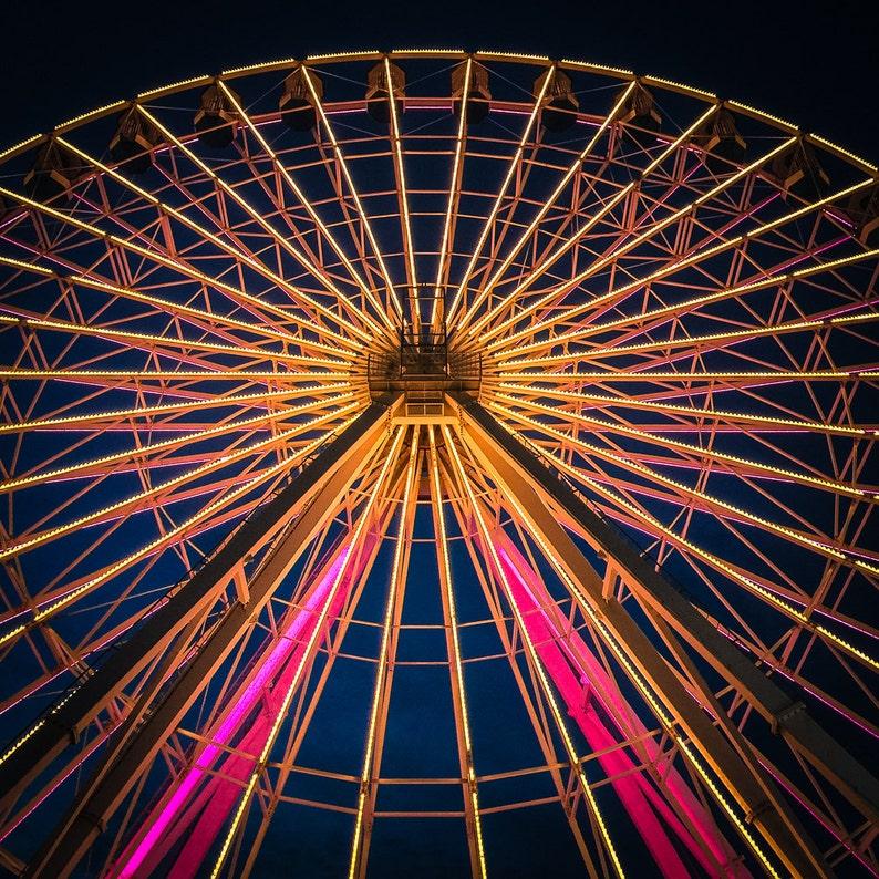 OCNJ Ferris Wheel   Photography  Ocean City NJ image 0