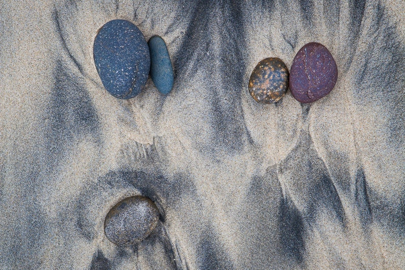 Landscape Photography  Stones at Torrey Pines State Park image 0