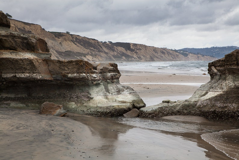 Landscape Photography  Torrey Pines State Park Beach image 0