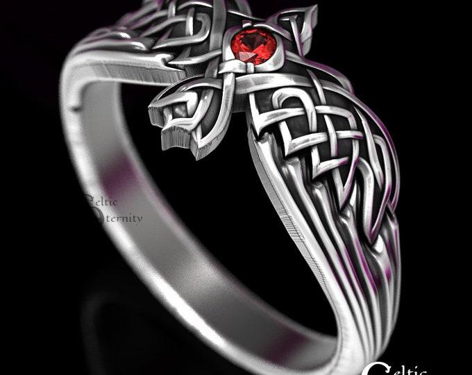 Celtic Animal Rings