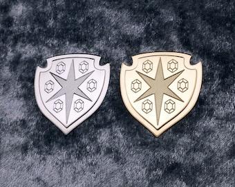 School of Friendship Student Badge