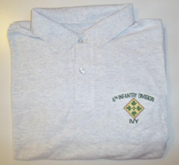 Mens 50th Infantry Brigade SSI Hooded Fleece Sweatshirt