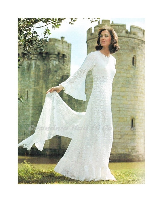Juliet Angel Wedding Dress Crochet Wrap Stole Angel Etsy