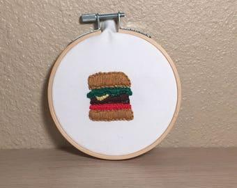 Hamburger Embroidery
