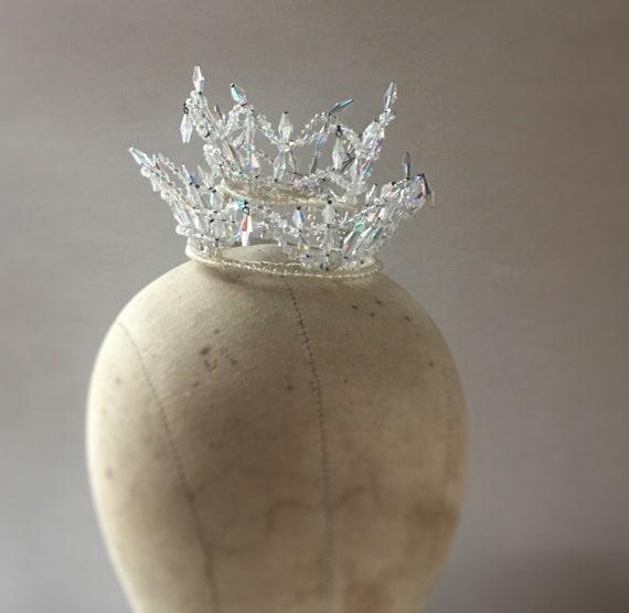 Crown, Princess Crown, Wedding Crown, Vintage Crow