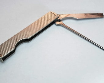 Sterling Silver Pipe Tool