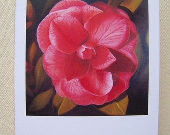 "flower greeting cards ""Izzy's Flower"""