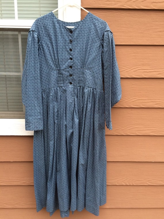 handmade prairie dress
