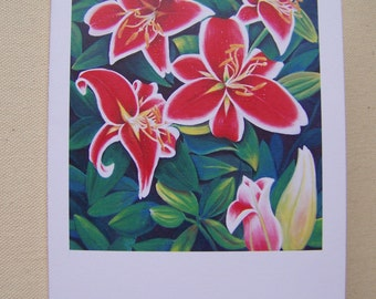 "flower greeting cards ""joy"""