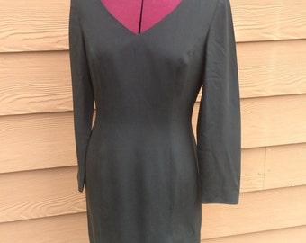 Silk hugo biscotti dress