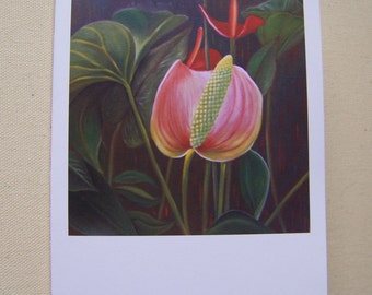 "flower greeting cards ""Abundance"""