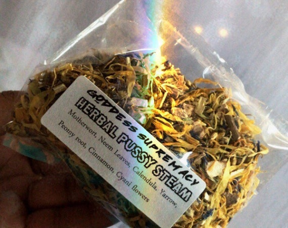 Herbal Pussy Steam